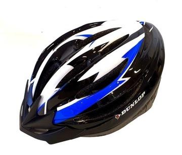 Enduro MTB Cyklistická helma nastaviteľná veľkosť Dunlop L