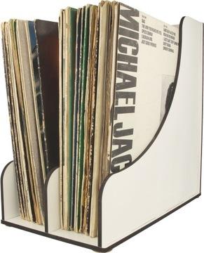 Stojan pre Vinyl Records Organizer Vinyl 50 diskov