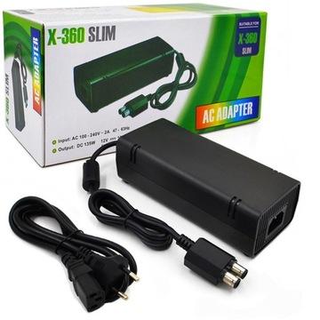 Napájanie káblov pre Microsoft Xbox 360 Slim Console