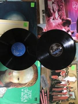 Sada 50 vinylových záznamov. Vinyl Veľkoobchod