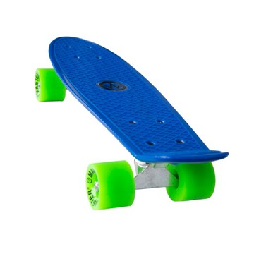 Plastový skateboard MASTER
