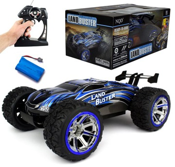 Auto Controlled Monster Truck 4x4 Vodotesné!