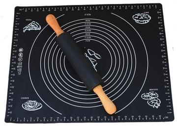 Silikónový prístrešok + Silikónový hriadeľ 60x40cm XXL