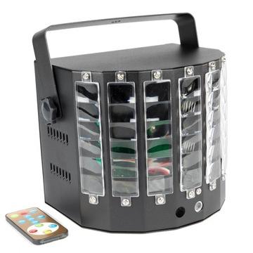 ColorStage LED efekt Turbo Derby Laser V2 RGBWAP