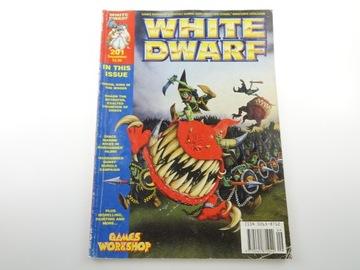 Warhammer White Twarf 201 Archív