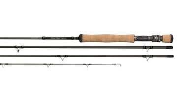 Fly Rod Daiwa SilverCeek 11'3 '' 4cz. # 7/8