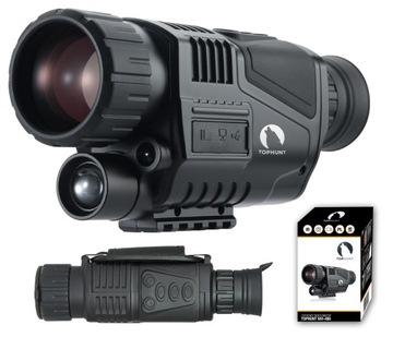 Nočné videnie Tophunt NVI-480 IR Rozsah 200m + 32 GB