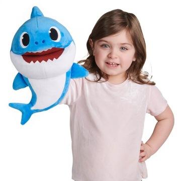 BABY SHARK PUPPET MASCOT SINGING SHARK 61180