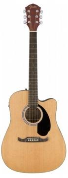 Fender Fa-125CE NAT Elektroakustická gitara
