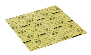 Tesnenia na tesnení 500x500x0,5 mm plast