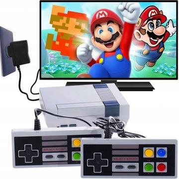Televízna hra Retro Console 620 Hry TV AV Mario