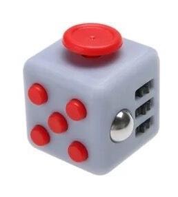 Kocka hra Fidget Cube Sensors Anti-Stres 6IN1