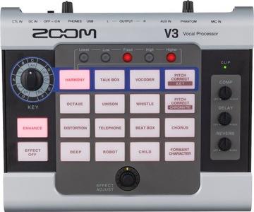 Zoom V3 VOCAL procesor Effect
