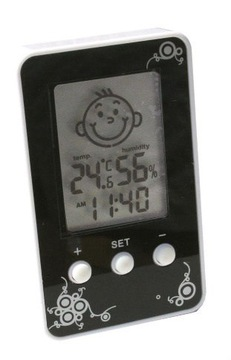 DETSKÉ meranie teploty vnútorného teplomeru 0-50 ° C b