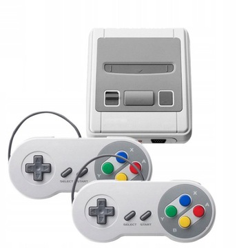 Console Retro Nintendo Pegasus 621 HDMI Hry