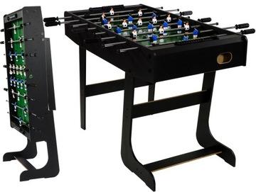 Skladací čierny futbalový stôl Belfast