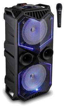 USB SD MP3 BLUETOOTH Karaoke Set + mikrofón