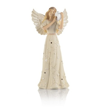 Anjel Srdce LED   Valentín láska