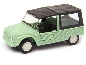 Citroen Mehari 1968 1:34 -39 Welly Model