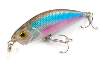 Pstruh Wobler Kamatsu Trout Minnow 4.5cm S -074