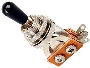 3-Pozícia Guitar Switch Prepínač