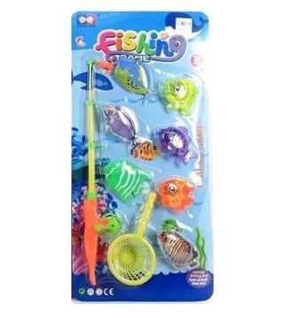 Tyč s vodou kúpací ryby rybolovu na magnete