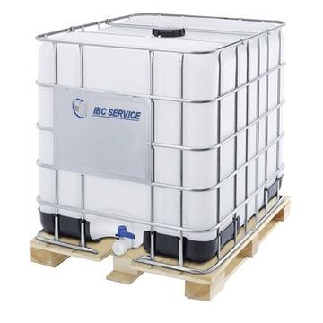 IBC Servisná nádrž 1000L na vode Mauzer