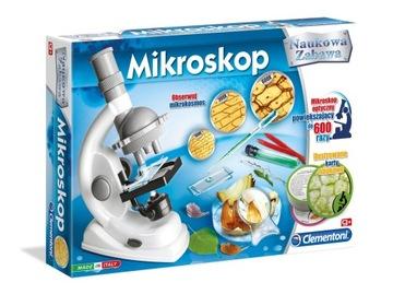 MICROSCOPE x600 CLEMENTONI 60467