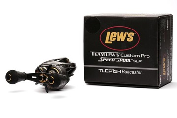 Lew's Custom Pro - Right Casting Multiplikátor