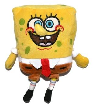 Maskot Sponge Bob 20 cm plyšový SPONGEBOB