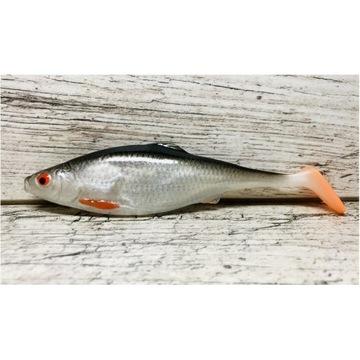 Guma na Sandacle Pike Sewro Custom Roach 14cm