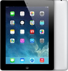 APPLE IPAD 2 A1395 512 MB 16 GB WiFi ČIERNE iOS
