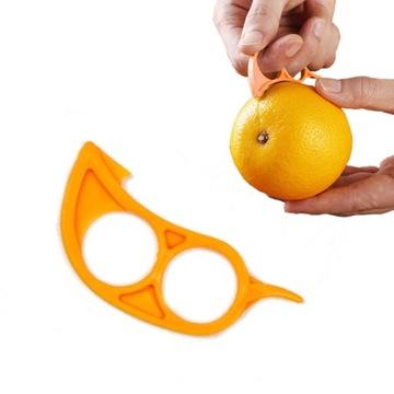 Škrabka na ovocné citrusové peeling