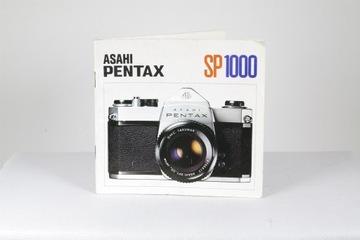 Pentax SP1000-Factory Inštrukcie