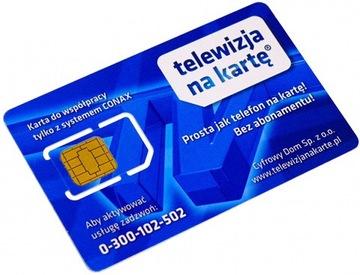 TKT SMART HD HD-UP CARD + MESIACU