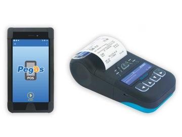 Fiškálna tlačiareň Bowa Modulino + Tablet Pegas POS