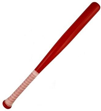 Baseball Bat Bat drevené 25 palcov červené tie