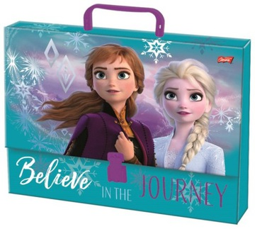 Aktovka s rukoväťou A4 Frozen Frozen