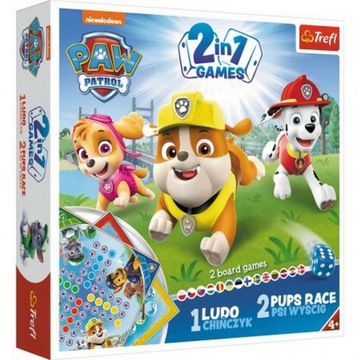 Hra Čínsky Dog Patrol Race 01896 TREFL