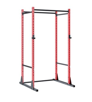 H6 Training CAGE Power Rack Atlas CrossFit Red