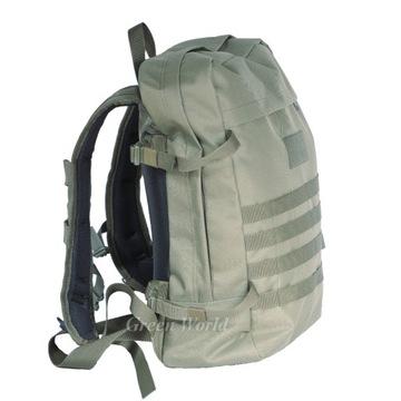 Vojenský batohový zásobník - nový vzor - 987b