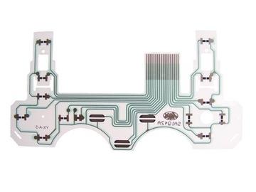 Prenosová páska SA1Q42A pod tlačidlami PADA PS2