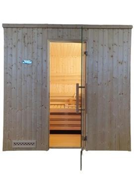 Sauna Fínska Suchá 210/200 / 210cm