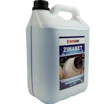 Zimný plastifikátor pre betón ZIMABET 5L -10 * C