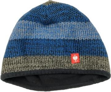 Pletené čiapky v módnych pásoch Engelbert Strauss