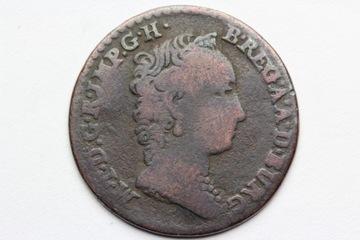 Liard Holandsko Rakúsko 1750 - Maria Teresa