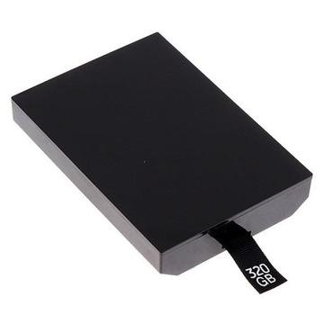Nový pevný disk 320GB na Xbox 360 Slim E 2.5