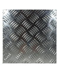 Hliníkový rezaný list gr. 2 mm / 250x1500mm