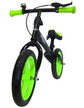 Vyvažovací bicykel R4 R-Sport EVA kolesá zvon