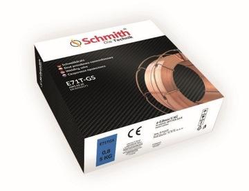 Self-pól zváracieho drôtu 0,8 5kg schmith 4.5